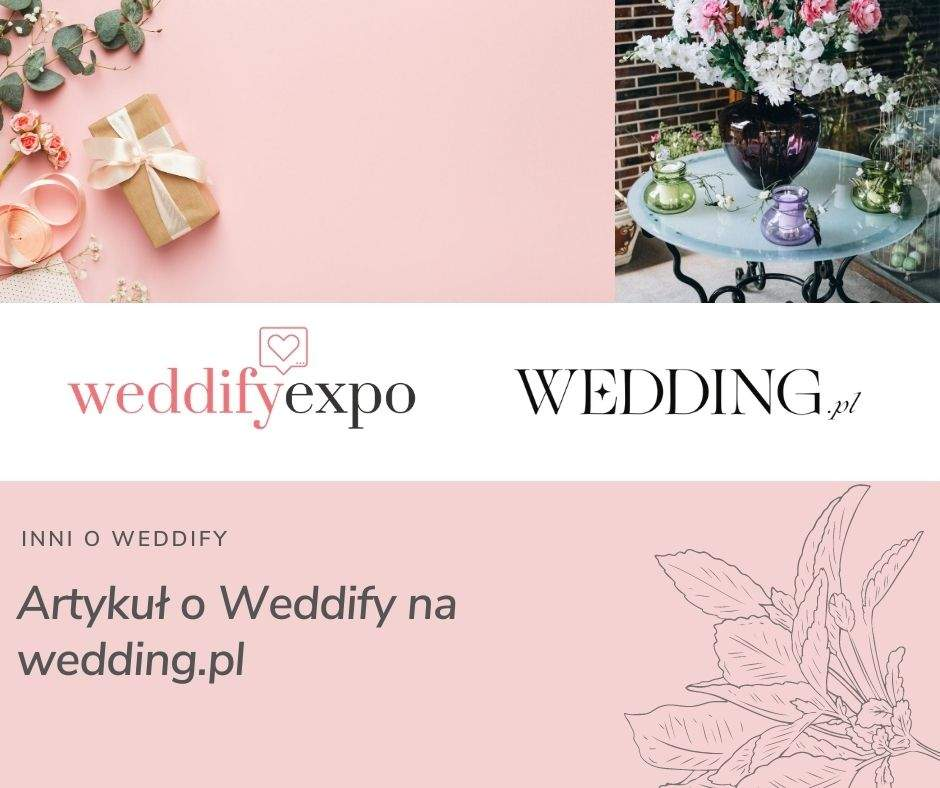 Read more about the article Artykuł o Weddify na wedding.pl