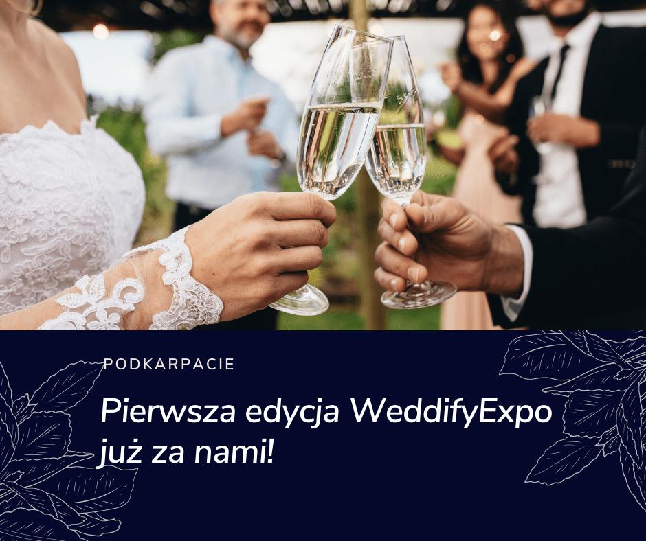 Read more about the article Pierwsza edycja WeddifyExpo już za nami