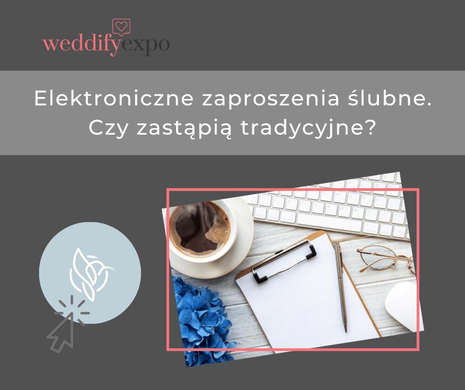 Elektroniczne zaproszenia ślubne. Czy zastąpią tradycyjne?